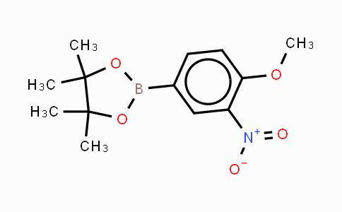 MC453741 | 554411-20-0 | 4-Methoxy-3-nitrophenylboronic acid, pinacol ester