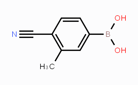 856255-58-8 | 4-Cyano-3-methylphenylboronic acid
