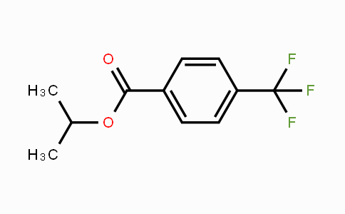 444993-17-3 | Isopropyl 4-(trifluoromethyl)benzoate