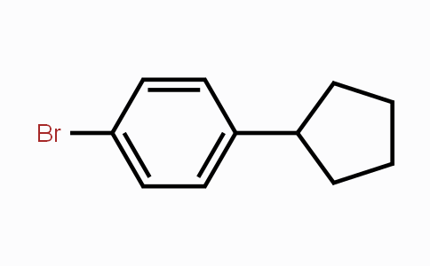 59734-91-7 | 1-Bromo-4-cyclopentylbenzene