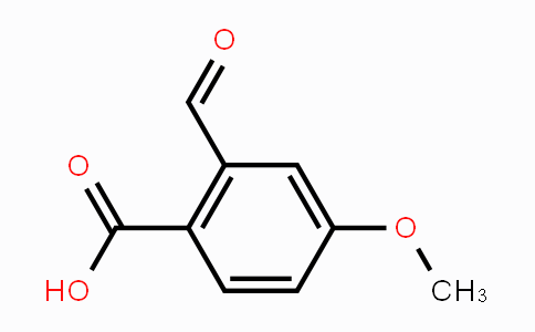 60373-42-4 | 2-Formyl-4-methoxybenzoic acid