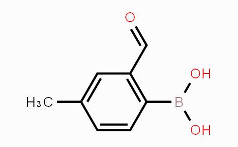 MC453790 | 444188-28-7 | 2-Formyl-4-methylphenylboronic acid
