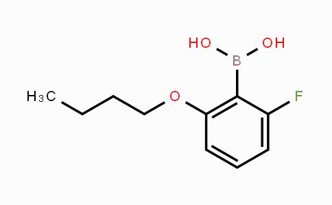 870777-19-8 | 2-Butoxy-6-fluorophenylboronic acid