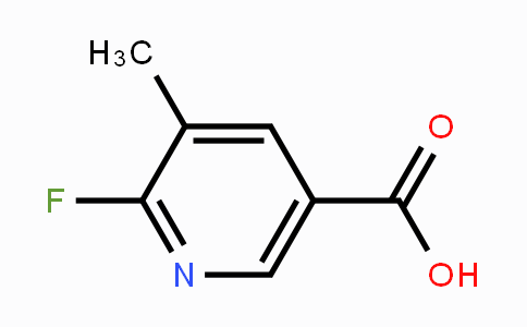 MC453837 | 885267-35-6 | 2-Fluoro-3-methyl-pyridine-5-carboxylic acid