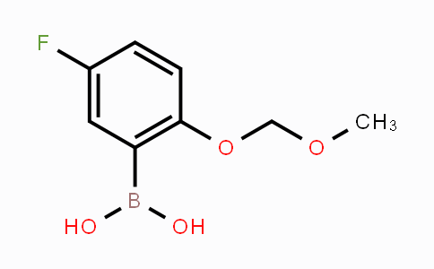 MC453840 | 488713-34-4 | 5-Fluoro-2-(methoxymethoxy)phenylboronic acid