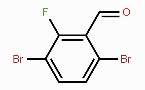 MC453848 | 870703-68-7 | 3,6-Dibromo-2-fluorobenzaldehyde