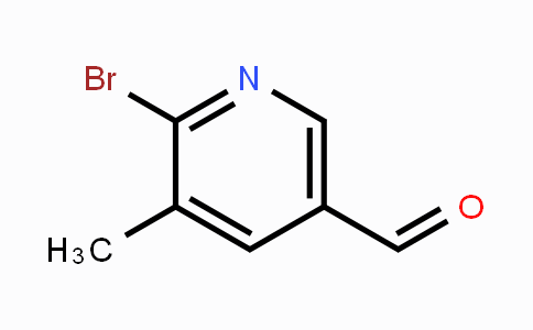 MC453850 | 885167-81-7 | 2-Bromo-5-formyl-3-methylpyridine