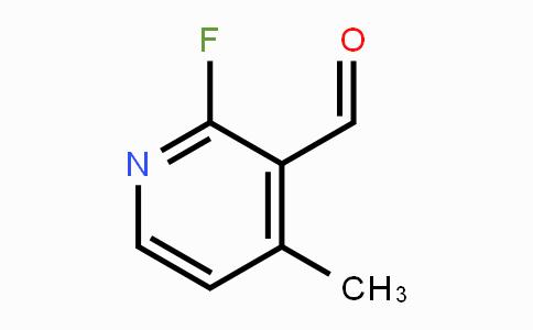 MC453854   609771-39-3   2-Fluoro-3-formyl-4-picoline