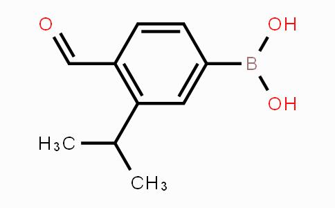 MC453864 | 1451390-85-4 | 4-Formyl-3-isopropylphenylboronic acid