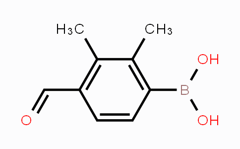 MC453865 | 643093-74-7 | 2,3-Dimethyl-4-formylphenylboronic acid
