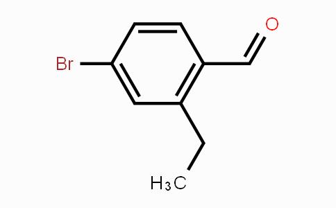 1114808-89-7 | 4-Bromo-2-ethylbenzaldehyde