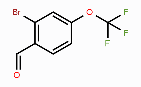 1114808-87-5 | 2-Bromo-4-(trifluoromethoxy)benzaldehyde