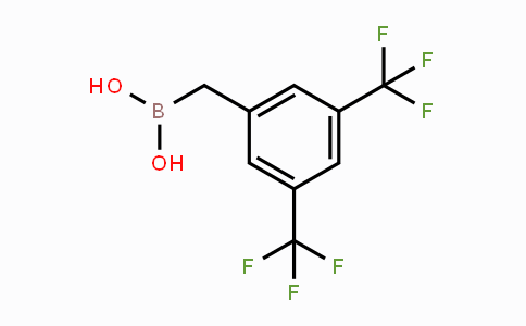 1451393-52-4 | 3,5-Bis(trifluoromethyl)benzylboronic acid
