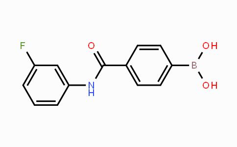 874288-05-8 | 4-(3-Fluorophenylcarbamoyl)phenylboronic acid