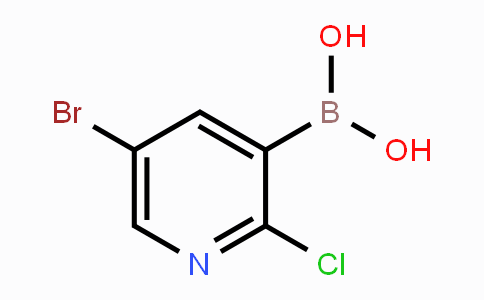 MC453940 | 1072944-19-4 | 5-Bromo-2-chloropyridine-3-boronic acid