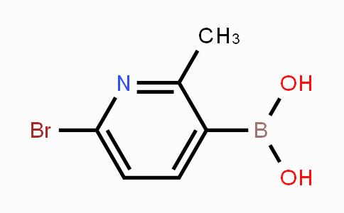 MC453942 | 1072944-22-9 | 6-Bromo-2-methylpyridine-3-boronic acid