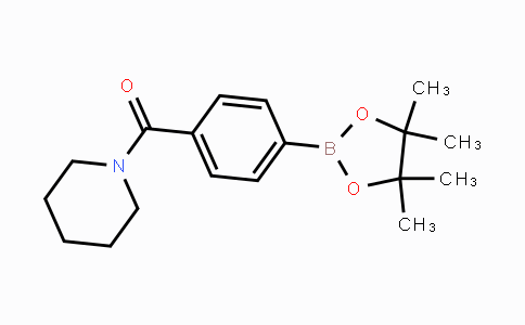 938043-31-3 | 4-(Piperidine-1-carbonyl)phenylboronic acid pinacol ester