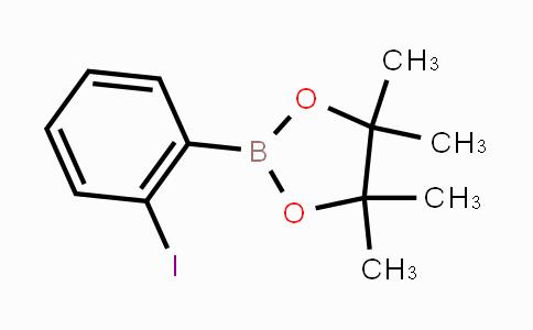 857934-82-8 | 2-(2-Iodophenyl)-4,4,5,5-tetramethyl-1,3,2-dioxaborolane