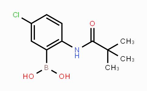 MC453962 | 185950-64-5 | 5-Chloro-2-(pivaloylamino)phenylboronic acid