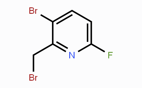 MC453965 | 643762-61-2 | 3-Bromo-2-bromomethyl-6-fluoropyridine