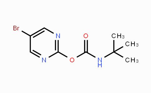 883231-23-0 | (5-Bromopyrimidin-2-yl)tert-butylcarbamate