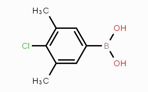 1056475-86-5 | 3,5-Dimethyl-4-chlorophenylboronic acid