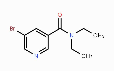 104290-44-0 | 5-Bromo-N,N-diethyl-3-pyridinecarboxamide