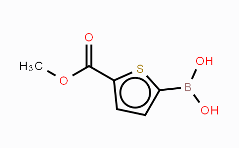 876189-21-8 | Thiophene-2-carboxylic acid methyl ester-5-boronic acid