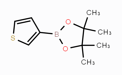 MC453984 | 214360-70-0 | Thiophene-3-boronic acid pinacol ester