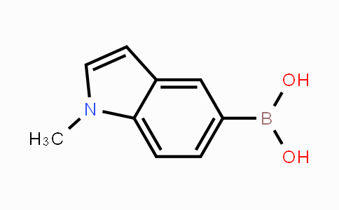 192182-55-1 | N-Methylindole-5-boronic acid