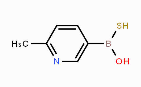 DY453992 | 321438-86-2 | 2-Methylthiopyridine-5-boronic acid