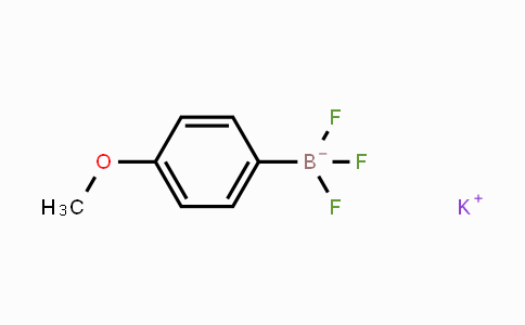 192863-36-8 | POTASSIUM (4-METHOXYPHENYL)TRIFLUOROBORATE