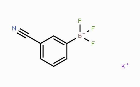 MC454008 | 850623-46-0 | POTASSIUM (3-CYANOPHENYL)TRIFLUOROBORATE