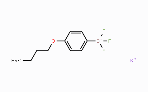 MC454012 | 850623-61-9 | POTASSIUM (4-BUTOXYPHENYL)TRIFLUOROBORATE
