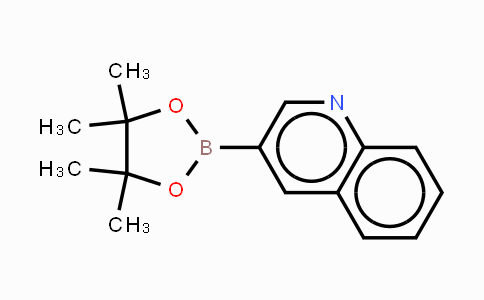 171364-85-5 | Quinoline-3-boronic acid pinacolate