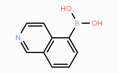 MC454045 | 371766-08-4 | Isoquinoline-5-boronic acid