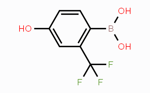 MC454050 | 943918-05-6 | 4-Hydroxy-2-(trifluoromethyl)phenylboronic acid
