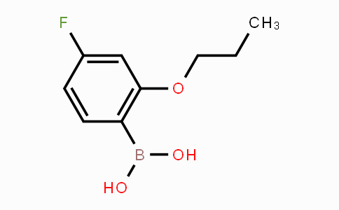 MC454056 | 480438-60-6 | 4-Fluoro-2-propoxyphenylboronic acid