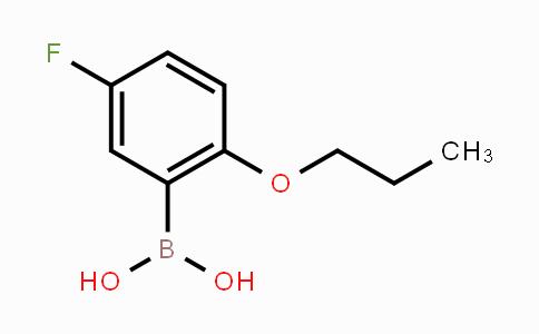 480438-73-1 | 5-Fluoro-2-propoxyphenylboronic acid