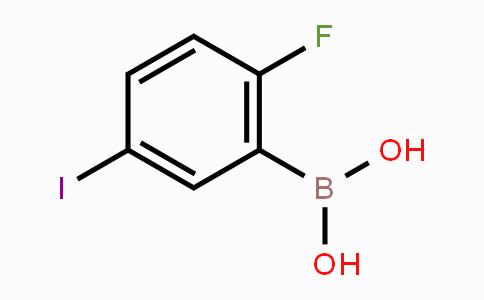 866683-41-2 | 2-Fluoro-5-iodophenylboronic acid
