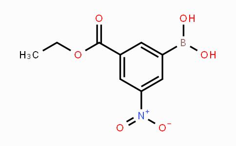 DY454073 | 850568-37-5 | 3-Ethoxycarbonyl-5-nitrophenylboronic acid