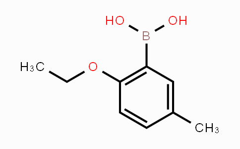 123291-97-4 | 2-Ethoxy-5-methylphenylboronic acid