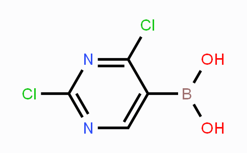 1457945-86-6 | 2,4-Dichloropyrimidine-5-boronic acid