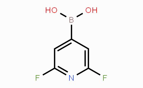 401816-16-8 | 2,6-Difluoro-4-pyridylboronic acid