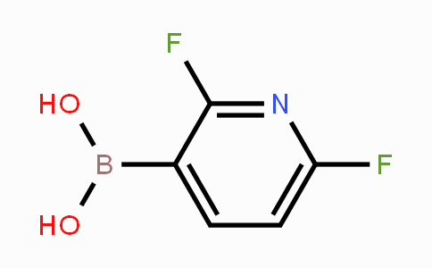 136466-94-9 | 2,6-Difluoro-3-pyridylboronic acid