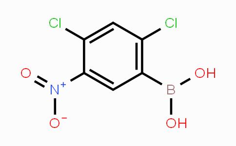 MC454087 | 1072952-12-5 | 2,4-Dichloro-5-nitrophenylboronic acid