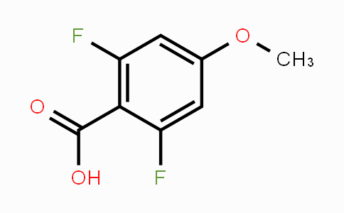 MC454092 | 123843-65-2 | 2,6-Difluoro-4-methoxybenzoic acid
