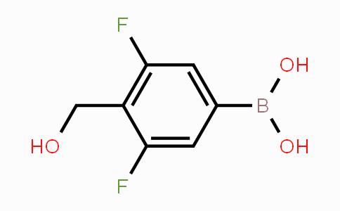 MC454095 | 917969-79-0 | 3,5-Difluoro-4-(hydroxymethyl)phenylboronic acid