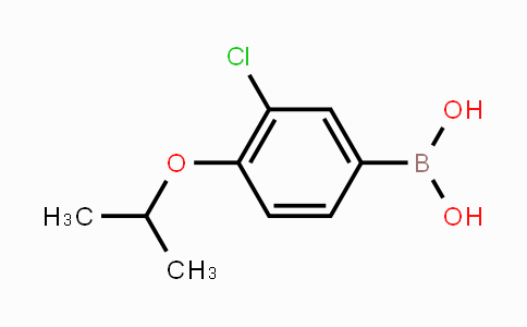 MC454104 | 480438-56-0 | 3-Chloro-4-isopropoxyphenylboronic acid