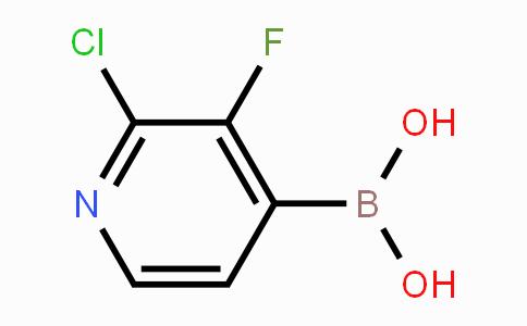 MC454106 | 937595-71-6 | 2-Chloro-3-fluoropyridine-4-boronic acid